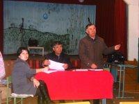 На повестке дня стояли актуальные проблемы села