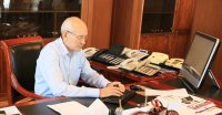 Рустэм Хамитов открыл свой блог