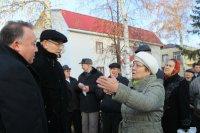 Рустэм Хамитов провел в Кармаскалах встречу с главами сельских поселений шести районов Башкортостана